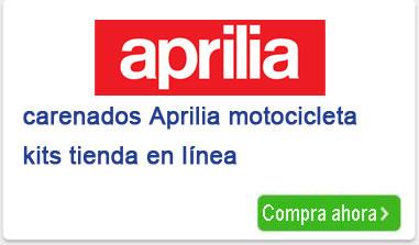 motocicleta Aprilia carenados kits tienda en línea