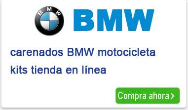 motocicleta BMW carenados kits tienda en línea