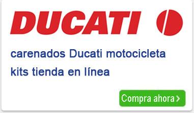 motocicleta Ducati carenados kits tienda en línea