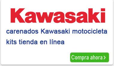 motocicleta Kawasaki carenados kits tienda en línea