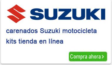 motocicleta Suzuki carenados kits tienda en línea