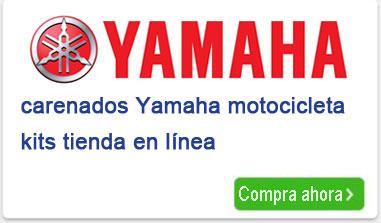 motocicleta Yamaha carenados kits tienda en línea