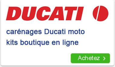 moto Ducati carénages kits boutique en ligne