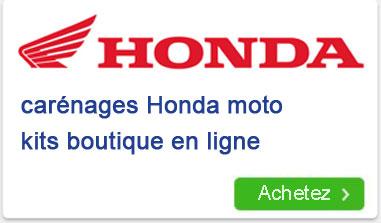 moto Honda carénages kits boutique en ligne