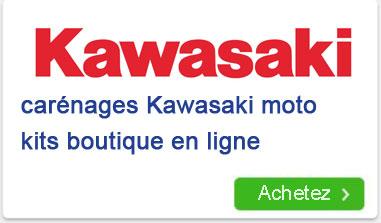 moto Kawasaki carénages kits boutique en ligne