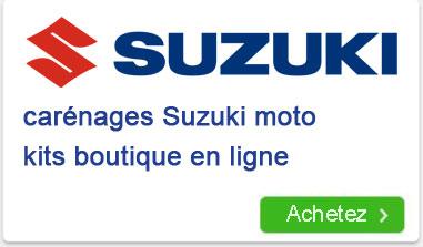 moto Suzuki carénages kits boutique en ligne