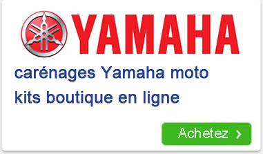 moto Yamaha carénages kits boutique en ligne