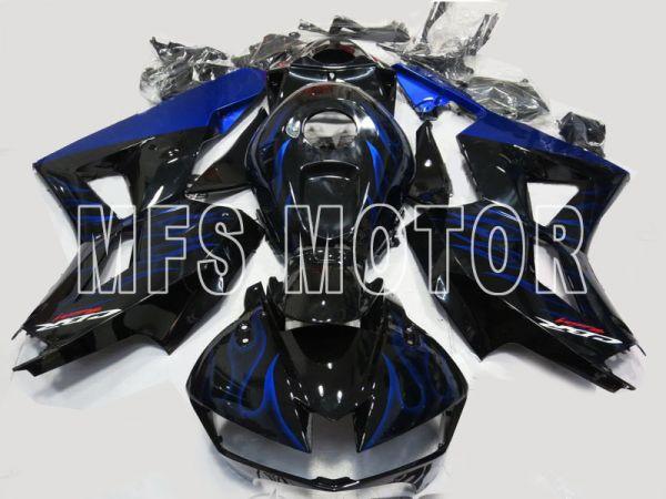 Honda CBR600RR 2013-2019 Injection ABS Fairing - Flame - Blue - MFS8367