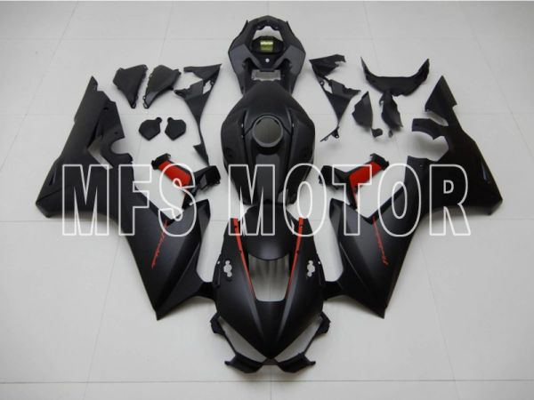 Honda CBR1000RR 2017-2019 Injection ABS Fairing - Others - Black Red - MFS8379