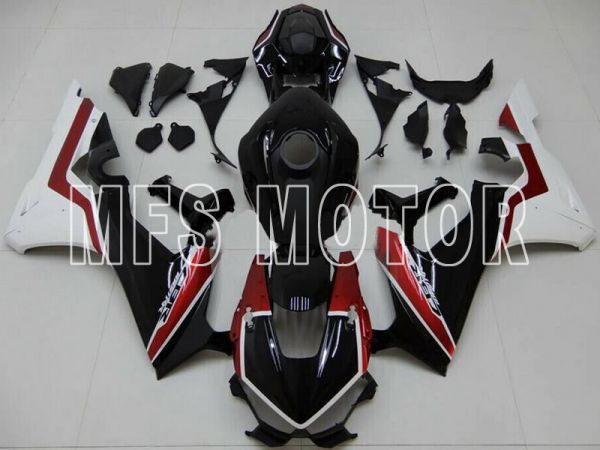 Honda CBR1000RR 2017-2019 Injection ABS Fairing - Others - Black White Red - MFS8378