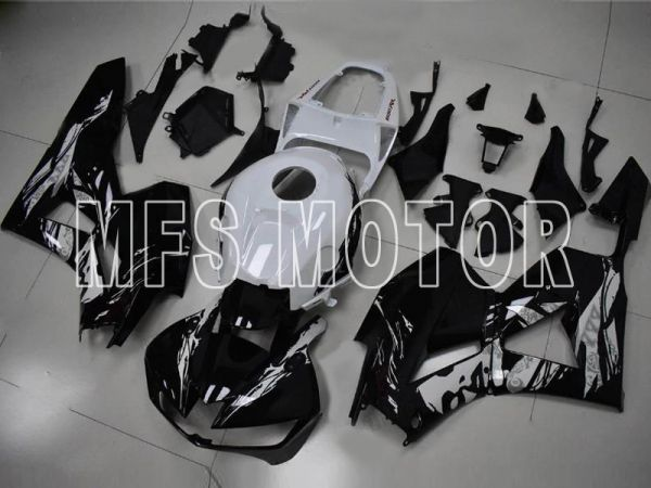 Honda CBR600RR 2013-2019 Injection ABS Fairing - Ohters - Black White - MFS8358