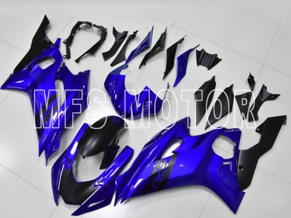 Yamaha YZF-R6 2017-2019 Injection ABS Fairing - Factory Style - Blue Black - MFS8456