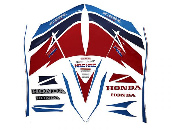 Motorcycle Fairings Decal / Sticker For Honda CBR1000RR 2014