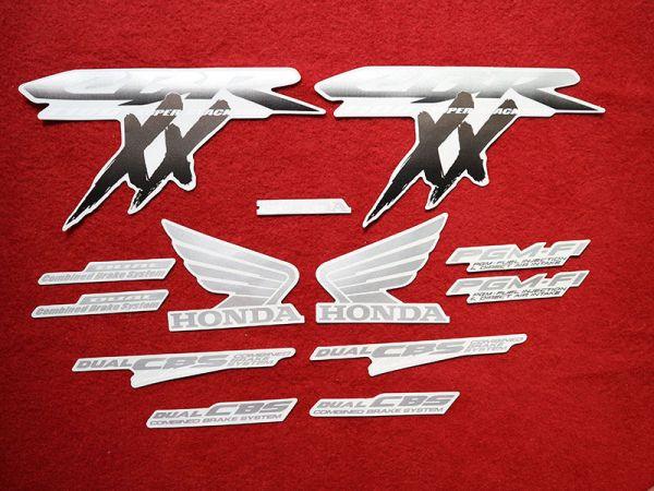 Motorcycle Fairings Decal / Sticker For Honda CBR1100XX 1996-2007