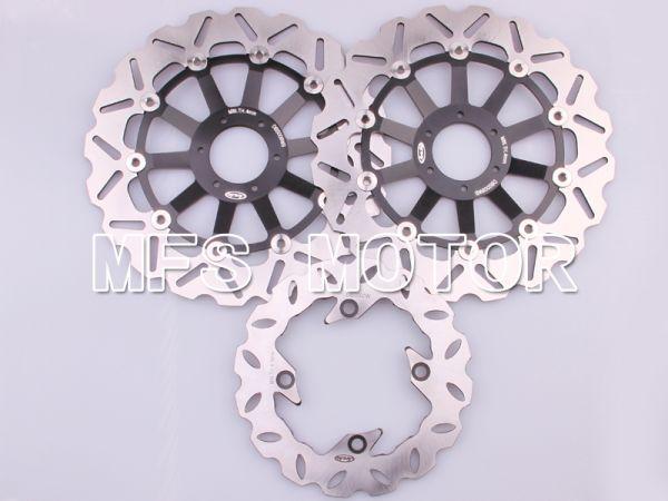 Honda CBR600 F3 95-98 CBR900RR 893 94-97 Front Rear Brake Rotors Disc