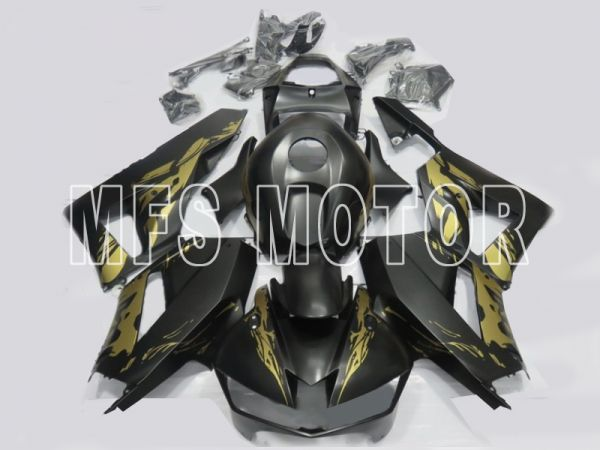 Honda CBR600RR 2013-2019 Injection ABS Fairing - Factory - Matte Black - MFS8346