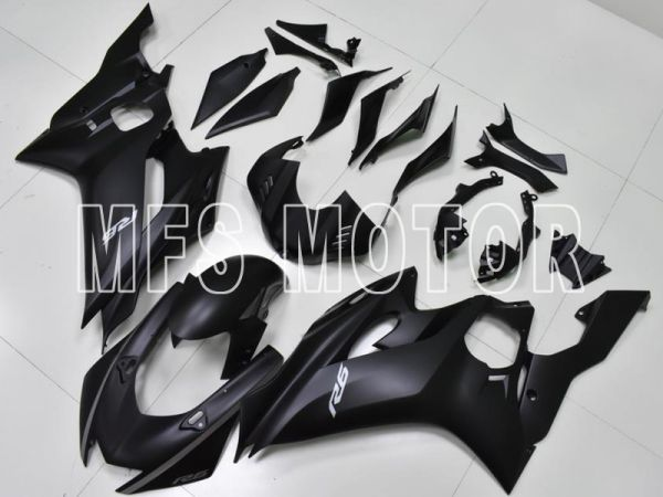 Yamaha YZF-R6 2017-2019 Injection ABS Fairing - Factory Style - Black Matte - MFS8457