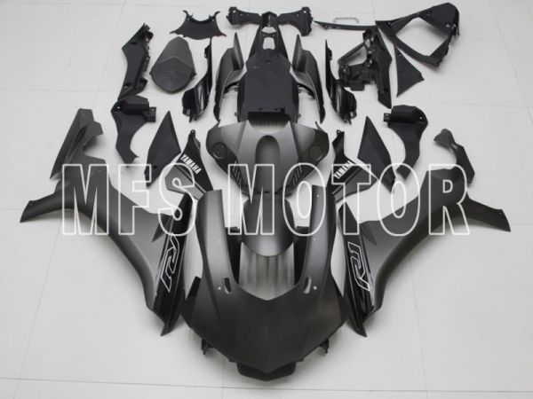 Yamaha YZF-R1 2015-2020 Injection ABS Fairing - Factory Style - Black Matte - MFS8443