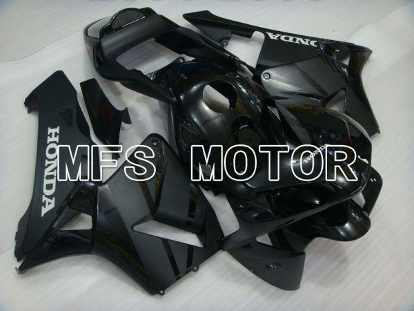Honda CBR600RR 2003-2004 ABS Injection Fairing - Factory Style - Black - MFS2094