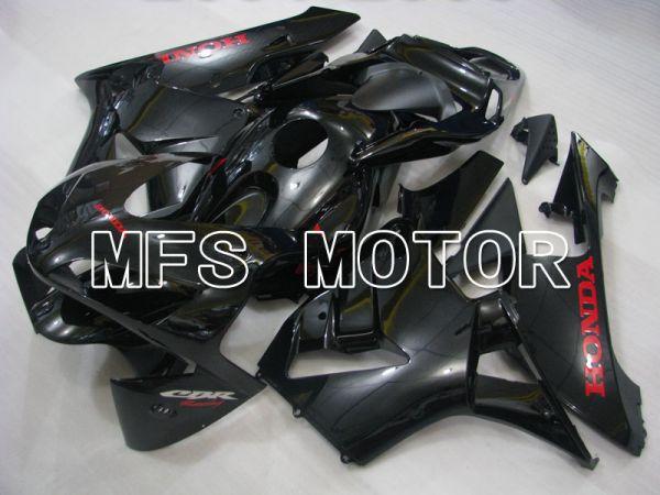 Honda CBR600RR 2003-2004 ABS Injection Fairing - Factory Style - Black - MFS2097
