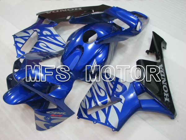 Honda CBR600RR 2003-2004 ABS Injection Fairing - Others - Blue Silver - MFS2108