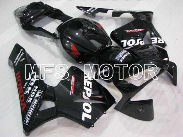 Honda CBR600RR 2003-2004 ABS Injection Fairing - Repsol - Black - MFS2113