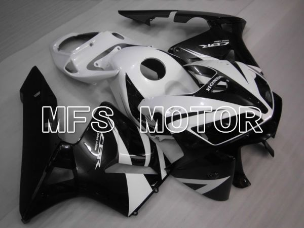 Honda CBR600RR 2005-2006 Injection ABS Fairing - Factory Style - White Black - MFS2170