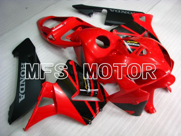 Honda CBR600RR 2005-2006 Injection ABS Fairing - Factory Style - Red Black - MFS2192