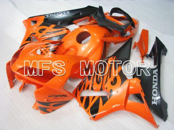 Honda CBR600RR 2005-2006 Injection ABS Fairing - Others - Orange Black - MFS2203