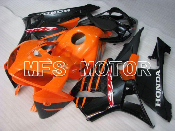 Honda CBR600RR 2005-2006 Injection ABS Fairing - Others - Orange Black - MFS2211