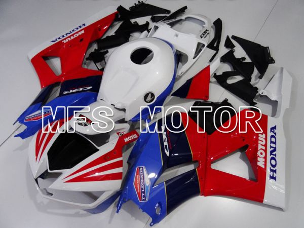 Honda CBR600RR 2013-2019 Injection ABS Fairing - Customize - Red White Blue - MFS2413