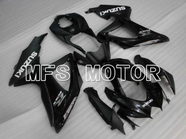 Suzuki GSXR600 GSXR750 2008-2010 Injection ABS Fairing - Factory Style - Black - MFS2427