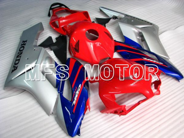 Honda CBR1000RR 2004-2005 Injection ABS Fairing - Others - Red Blue Silver - MFS2473