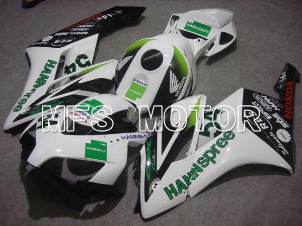 Honda CBR1000RR 2004-2005 Injection ABS Fairing - HANN Spree - Green White Black - MFS2485