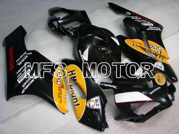 Honda CBR1000RR 2004-2005 Injection ABS Fairing - HM Plant - Black Orange - MFS2497