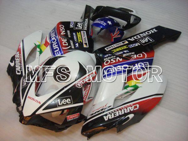 Honda CBR1000RR 2004-2005 Injection ABS Fairing - Others - White Black Blue - MFS2502