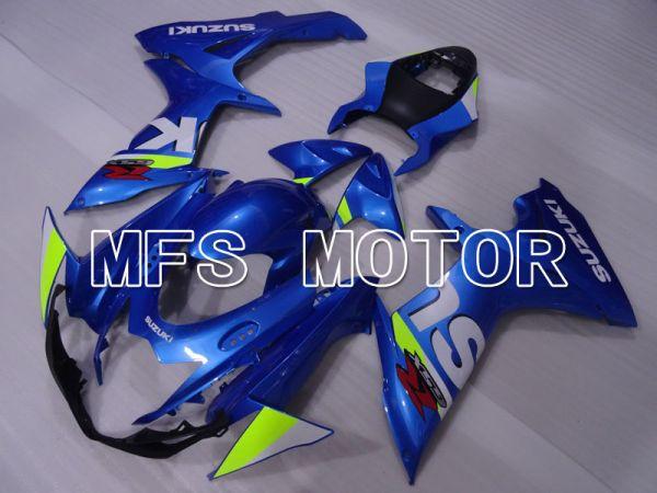 Suzuki GSXR600 GSXR750 2011-2016 Injection ABS Fairing - Factory Style - Blue - MFS2507