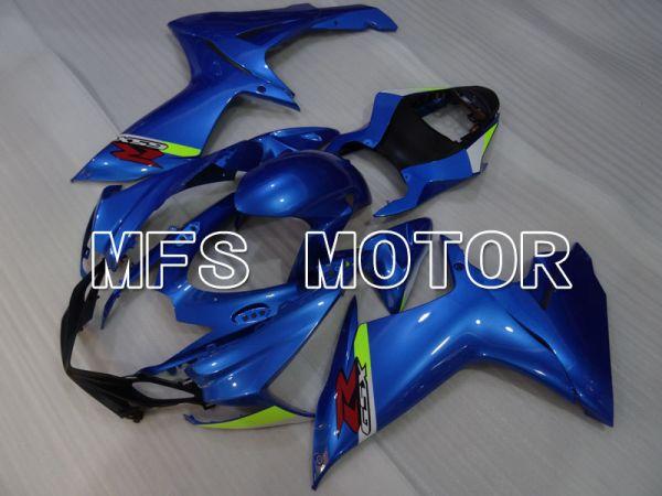 Suzuki GSXR600 GSXR750 2011-2016 Injection ABS Fairing - Factory Style - Blue - MFS2510