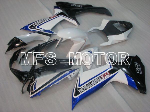 Suzuki GSXR600 GSXR750 2011-2016 Injection ABS Fairing - YOSHIMURA - Blue White - MFS2515