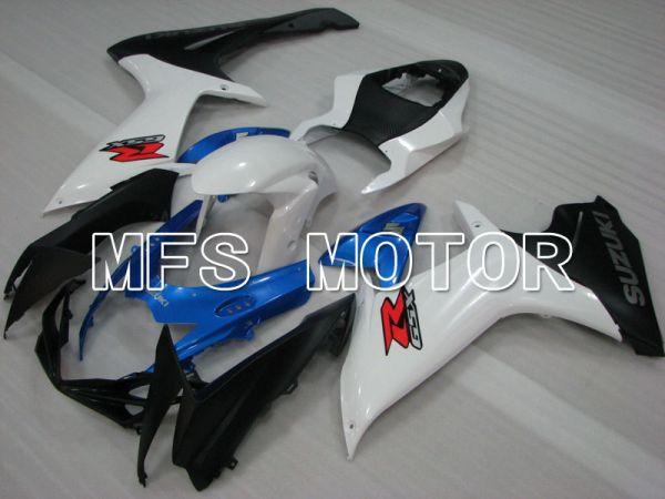 Suzuki GSXR600 GSXR750 2011-2016 Injection ABS Fairing - Factory Style - Blue White - MFS2517