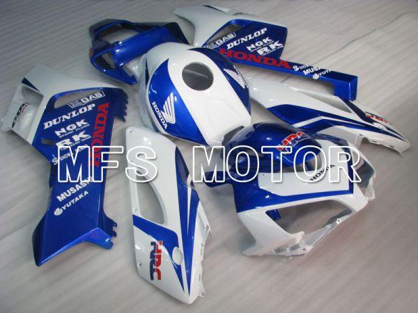 Honda CBR1000RR 2004-2005 Injection ABS Fairing - HRC - White Blue - MFS2524