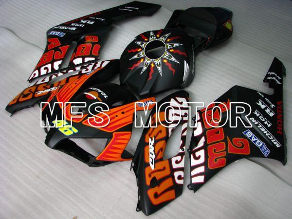 Honda CBR600RR 2003-2004 ABS Injection Fairing - Customize - Black - MFS2546