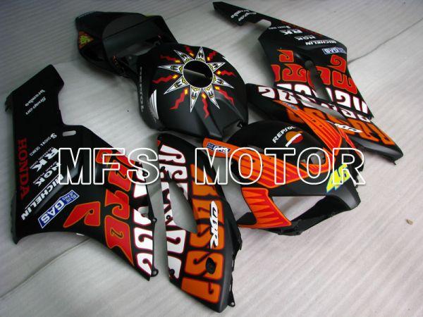 Honda CBR600RR 2003-2004 ABS Injection Fairing - Customize - Black - MFS2555