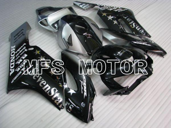 Honda CBR1000RR 2004-2005 Injection ABS Fairing - SevenStars -Silver Black - MFS2548