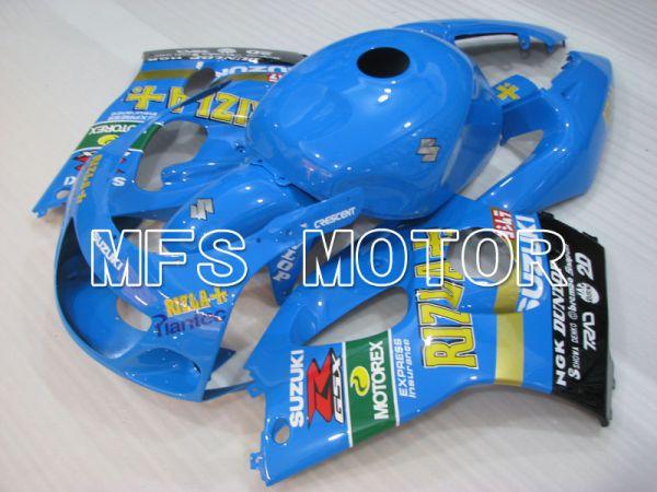 Suzuki GSXR750 1996-1999 ABS Fairing - Rizla+ - Blue - MFS6886