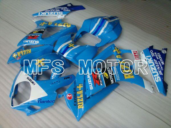 Suzuki GSXR1000 2007-2008 Injection ABS Fairing - Rizla+ - Blue - MFS2677