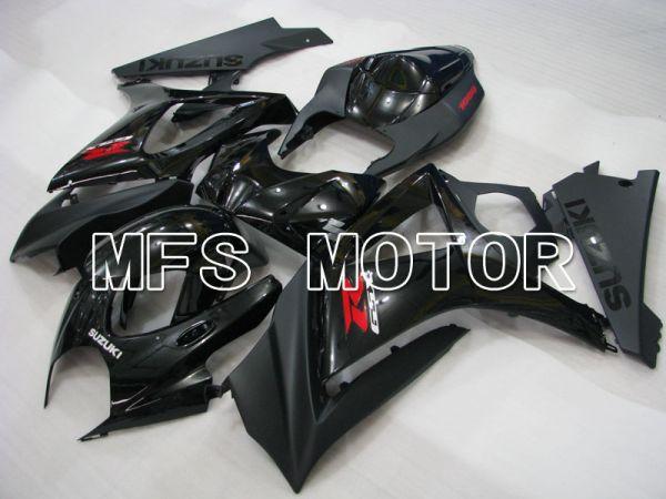 Suzuki GSXR1000 2007-2008 Injection ABS Fairing - Factory Style - Black - MFS2678