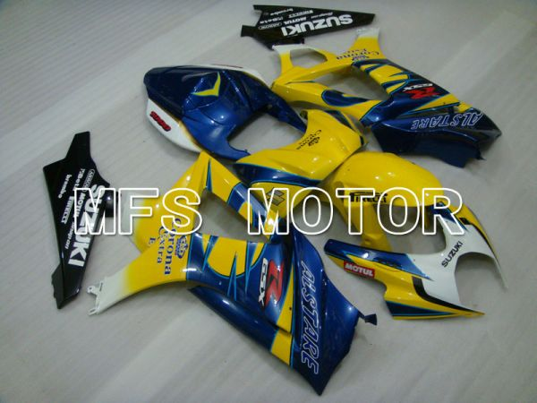 Suzuki GSXR1000 2007-2008 Injection ABS Fairing - Corona - Blue Yellow - MFS2688