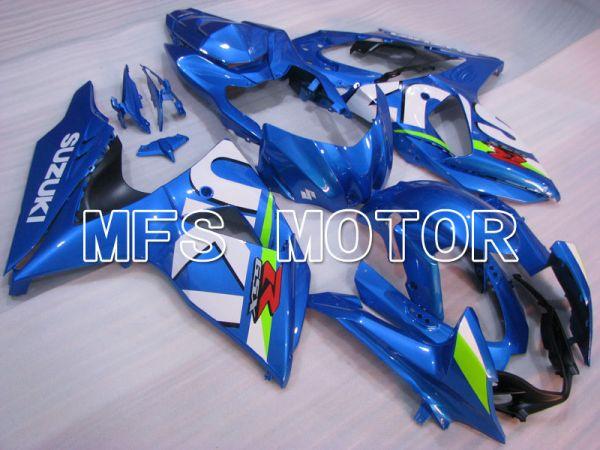 Suzuki GSXR1000 2009-2016 Injection ABS Fairing - Factory Style - Blue - MFS2711