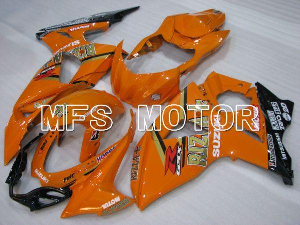 Suzuki GSXR1000 2009-2016 Injection ABS Fairing - Rizla+ - Orange - MFS2731